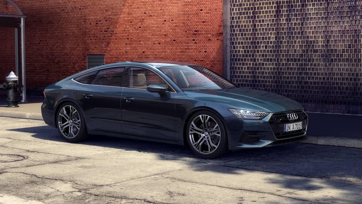 A Sportback A Audi Norge - Audi a7