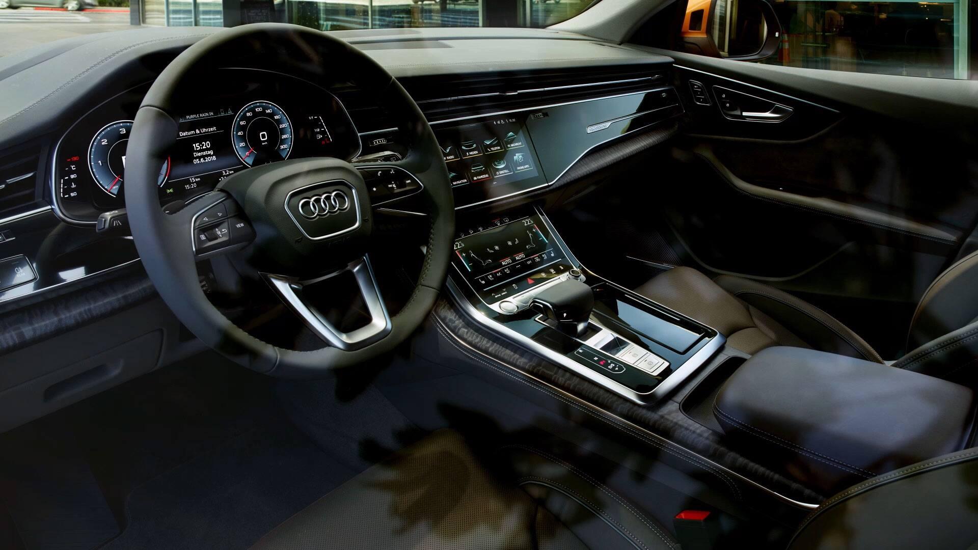 Q8 Q8 Audi Norge